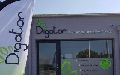 Nouvelle implantation pour Digatar : Landerneau