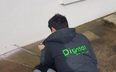 L'assèchement des murs humides